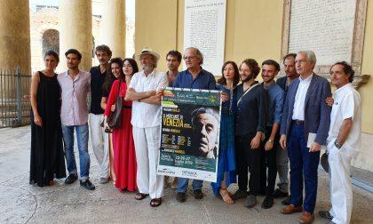 """Prima nazionale per """"Il mercante di Venezia"""" al teatro romano"""