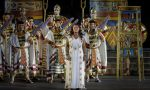 Questa sera in Arena il soprano cinese Hui He protagonista dell'Aida