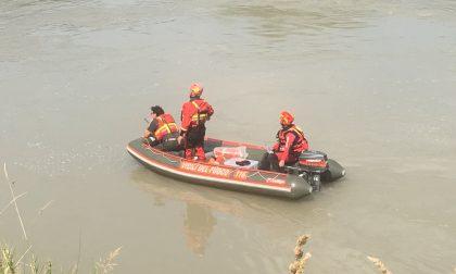 Vigili del Fuoco cercano un uomo che si sarebbe lanciato dal Ponte di Legnago