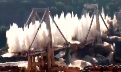 Ponte Morandi un anno dopo: scoop della Nasa, si muoveva già dal 2015