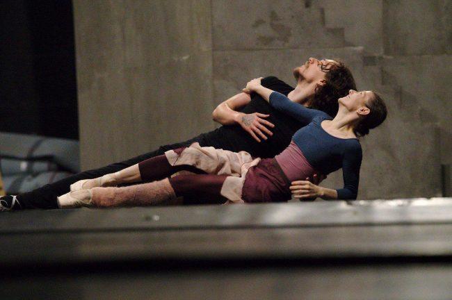 Romeo e Giulietta raccontata attraverso la danza in Arena