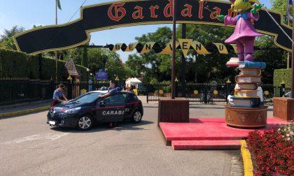 Arrestati per furto danni per quasi 2mila euro a Gardaland
