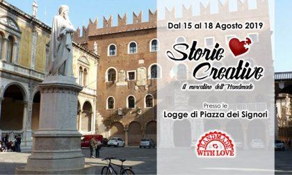 Handmade in centro storico a Verona a partire da oggi