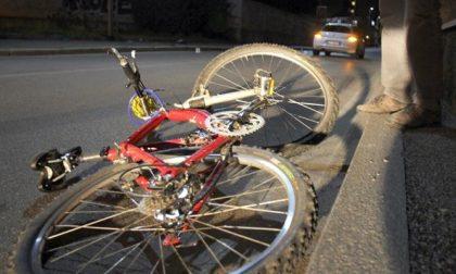 Investito mentre andava in bici a San Giovanni