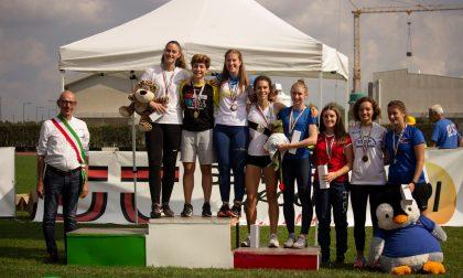 Tricolori Allievi di società di atletica, i risultati
