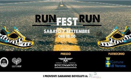 Run Fest Run arriva la serata di gala dei podisti a Verona