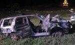 Tragedia a Boscochiesanuova: cinque giovani gravissimi e uno deceduto