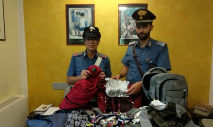 Ruba in vari negozi di Lazise, arrestata un'austriaca