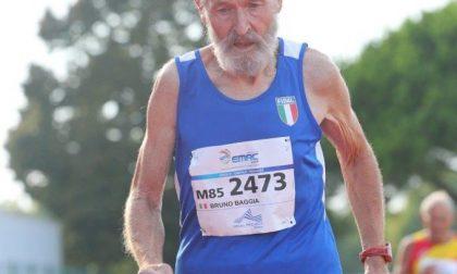 Europei Master di Atletica, Baggia record, ostacoli d'oro