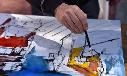 Aspiranti artisti da tutta Italia a Verona per il primo concorso di pittura a cielo aperto