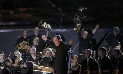 Daniel Oren per una sera sul podio di Aida