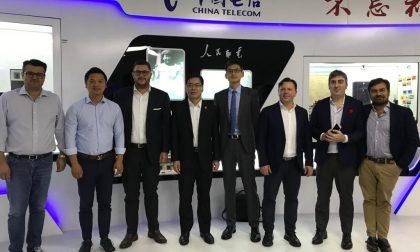 Polato a Shanghai per conoscere la Smart city