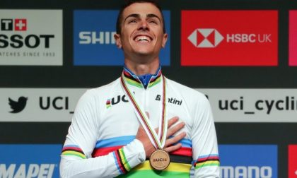 Samuele Battistella campione del mondo ai Mondiali di ciclismo Under 23