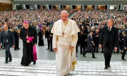 Oggi Sboarina dal Papa per far benedire la via crucis veronese