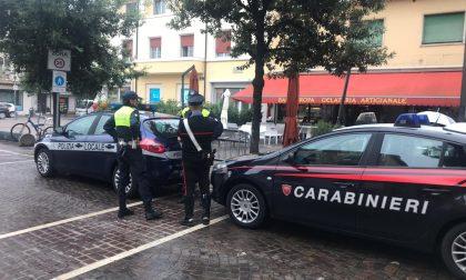 Sputi e calci ai Carabinieri dopo esser stato bloccato ad Artisti di strada a San Bonifacio