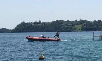 A vent'anni annegato nel Lago di Garda