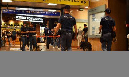 Sicurezza in stazione: controllate più di 1400 persone