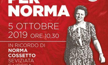 Una rosa per Norma: sabato il ricordo a Legnago