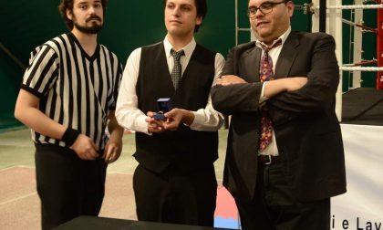 """Jhonny Puttini è stato inserito nella """"Hall of fame"""" della WIVA Wrestling"""