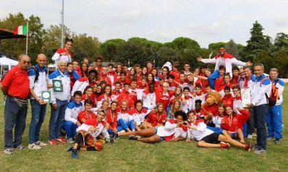 Atletica, il Veneto è d'argento ai Tricolori Cadetti