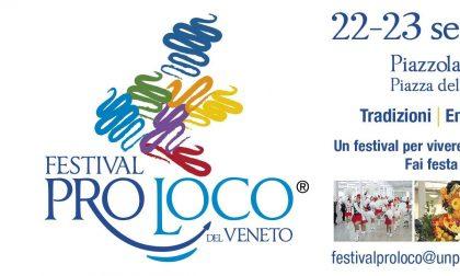 Nel weekend il 3° Festival Pro Loco del Veneto