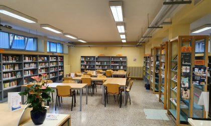 Biblioteca Caprioli aperta alla cittadinanza
