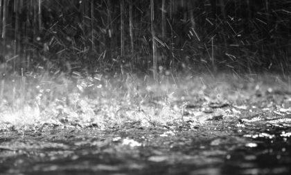 Ancora pioggia durante la settimana, allerta gialla per rischio idrogeologico