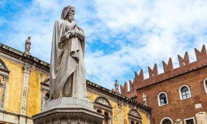 Verona dedicherà grandi celebrazioni per i 700 anni dalla morte di Dante Alighieri