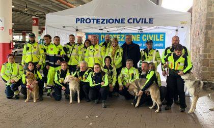 Protezione Civile: grande successo per l'esercitazione al Leone di Lonato