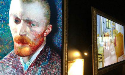 Le opere di Van Gogh prendono vita alle Corti Venete
