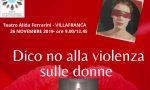 Settimana contro la violenza sulle donne, l'appuntamento a Villafranca