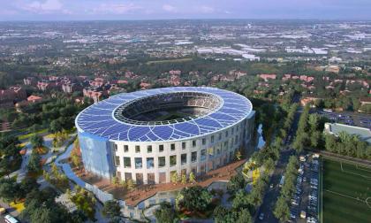 Approvata la delibera per il nuovo stadio di Verona