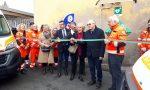 Verona, Croce bianca inaugura due nuove ambulanze