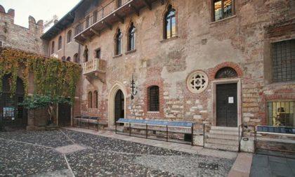 Hashtag  #EnjoyRespectVerona per il rispetto della casa di Giulietta