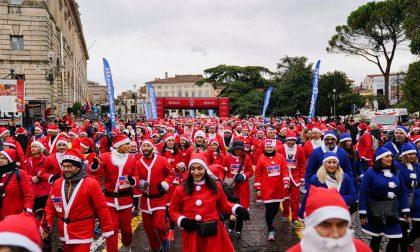 Christmas Run: più di 5000 Babbi di corsa per la solidarietà GALLERY