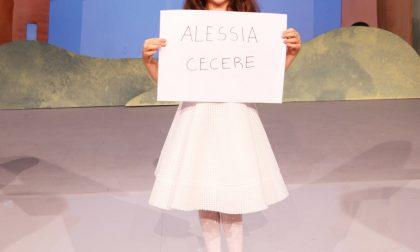 La piccola Alessia protagonista al 62esimo Zecchino d'Oro