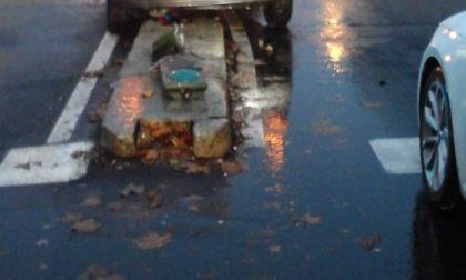 Semaforo di Porta Nuova, distrutto due volte in 15 giorni