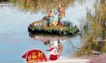 Parco Vallette di Cerea, Babbo Natale arriva in motoscafo all'Epifania