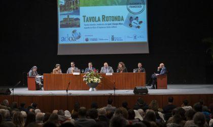 Assisi 2020, l'incontro di preparazione ha riempito la Gran Guardia