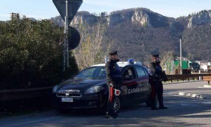 Fuga d'amore interrotta dai carabinieri, detenuto arrestato ad Affi
