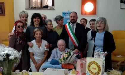 Cesira Preto, una grande festa per i suoi 100 anni