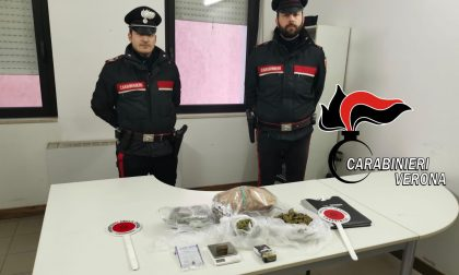 Arrestati per spaccio, sequestrato un chilo di droga