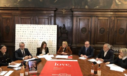 Verona in Love, quattro giorni dedicati all'amore