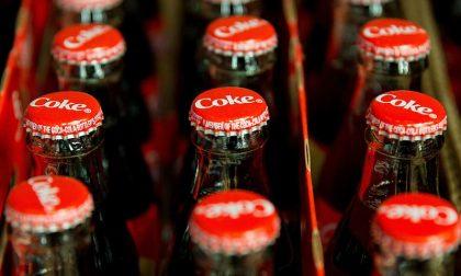Rischio filamenti di vetro nella Coca Cola prodotta a Nogara