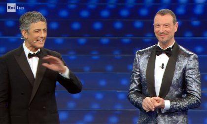 Sanremo 2020: l'omaggio di Amadeus a Verona in apertura del Festival