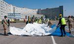 Inaugurato a Cremona l'ospedale da campo realizzato con il contributo del 3° Stormo