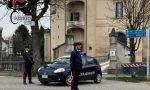Banda di malviventi messi in fuga dai Carabinieri, nell'auto c'erano numerosi arnesi da scasso