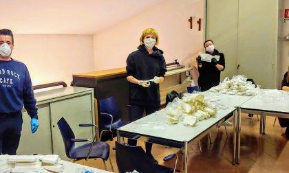 L'imprenditore Martinelli dona 10mila mascherine a Castelnuovo del Garda