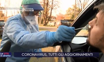 Tamponi drive-thru iniziati i test dal finestrino per chi transita in auto a Treviso