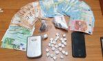Perquisizione a Borgo Trento, arrestato con 34 grammi di cocaina e 4600 euro in contanti